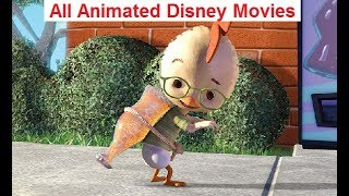 All 57 Animated Disney Movies Ranked Worst To Best (1937-2020)