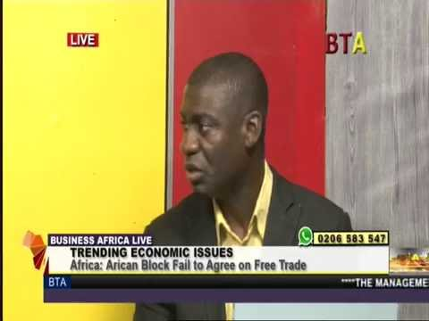 Uganda's Demand for a Smart Industrial Policy (Dr. Ebenezer M. Ashley)