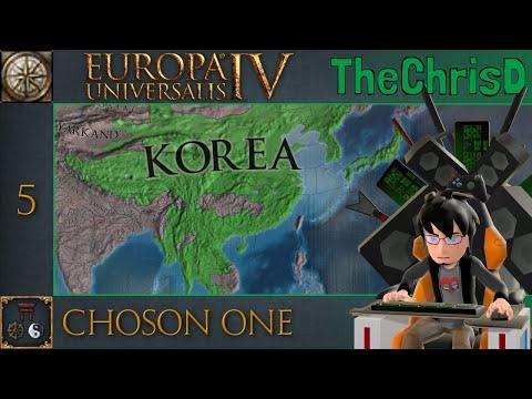 EU4: Mare Nostrum – Choson One 5 – Go! Go! Nippon! ~My First Trip to Japan~
