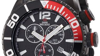Swiss Precimax Deep Blue Pro II Watch Unboxing