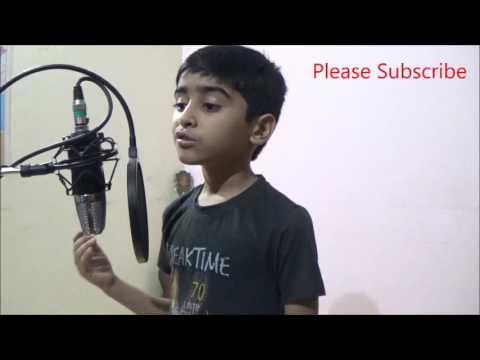 Tera  Mujhse Hai Pehle Ka Nata Koi | Cover by Jaitra Sharma