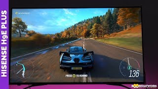 Hisense H9E Plus ULED 4K Android TV: First Look!!!