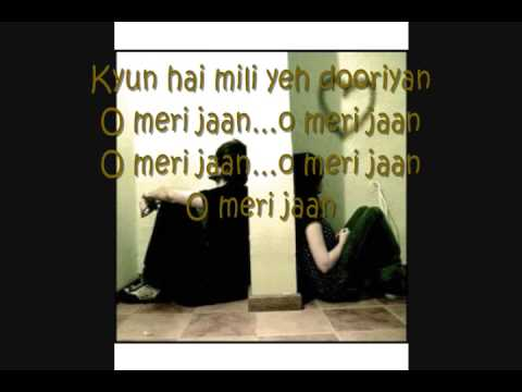 tum mali o meri jaan (with lyrics)