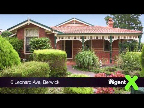 AgentX Real Estate Berwick Presents - 6 Leonard Avenue Berwick Property Tour