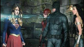 Supergirl Sale en Justice League y esta en el TRAILER?