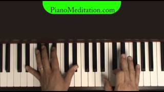 We Are Hungry - How to Play on Piano