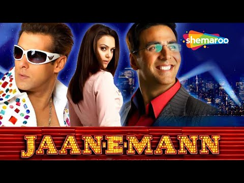 Jaan-E-Mann Full Hindi Movie & Songs  - Salman Khan - Akshay Kumar - Priety ZIinta - Romantic Movies
