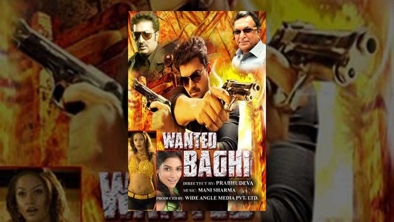 WANTED BAGHI | HD Hindi Film | Full Movie | Vijay | Asin ...