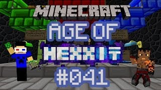Chocobo PAARUNG ! - Age of Hexxit #041 [Minecraft Hexxit | German]