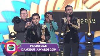 Fildan Berhasil Dapatkan Penghargaan Kategori Penyanyi Dangdut Solo Pria Terpopuler | IDA 2019
