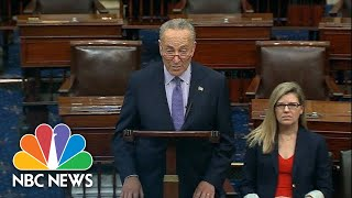 Chuck Schumer: Vindman Should Be Given 'Appropriate Protections' After Testifying | NBC News