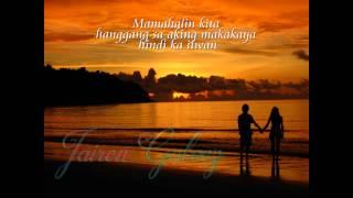 Nandito Lang Ako - TJ Monterde [Lyrics]
