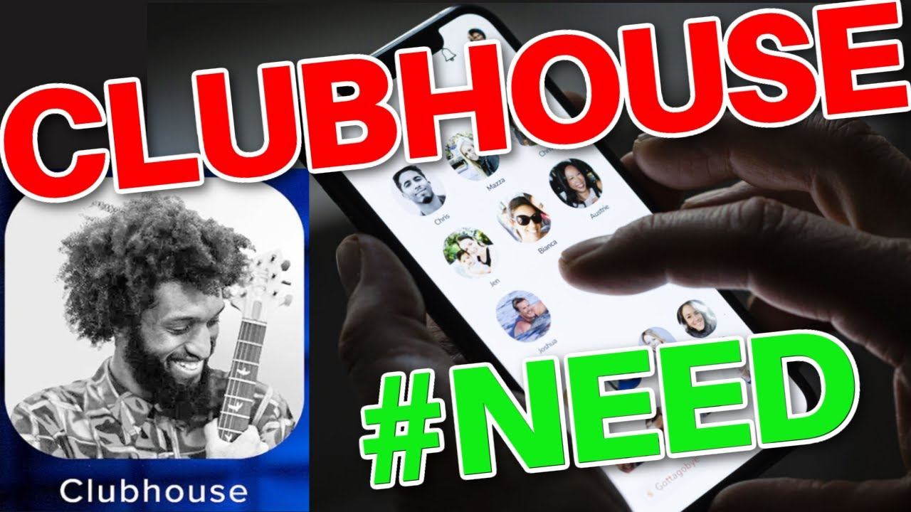 Photo of CLUBHOUSE APP ► Everything You NEED To Know [INVITATION GIVEAWAY]
