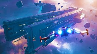 EVERSPACE 35+ Minutes of EPIC Gameplay (Upcoming PC Xbox One Roguelike Space Shooter)