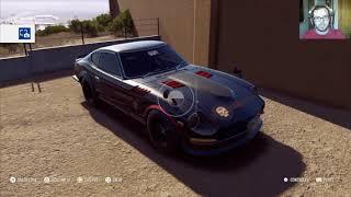 NUEVO COCHE ABANDONADO: NISSAN 240ZG DE LA CATRINA (inicio rotación) - Need For Speed Payback