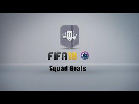 FIFA 18 SBC - Hybrid Leagues (Squad Goals)