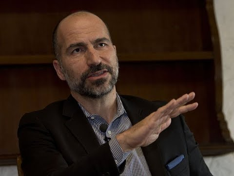 Uber CEO Dara Khosrowshahi on relationship with Travis Kalanick & more