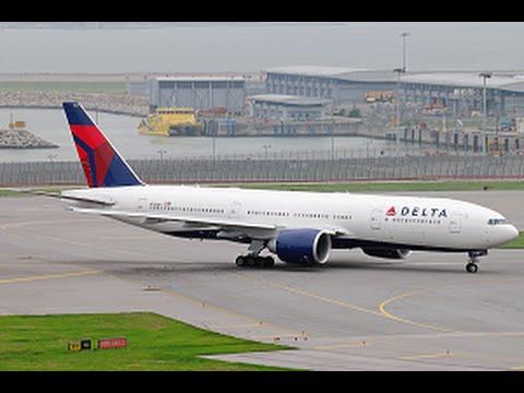 Johannesburg Tambo (FAOR) to Atlanta (KATL) FSX Delta B777 200