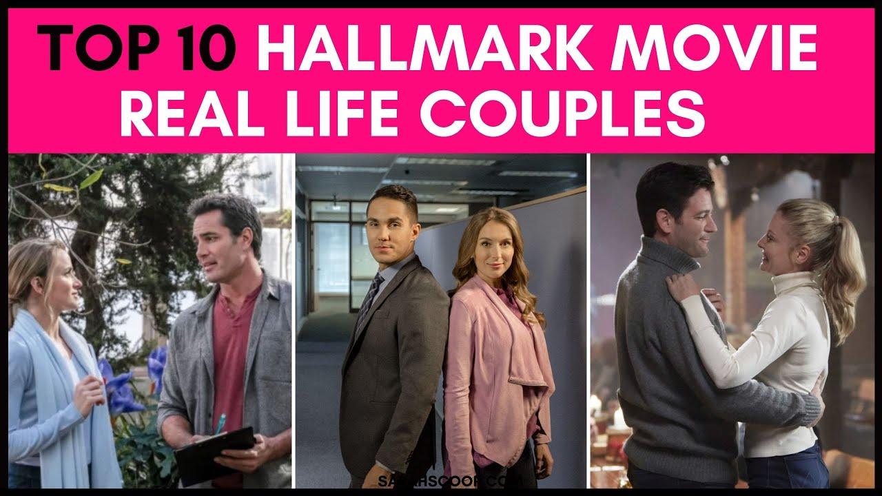 Download Top 10 Hallmark Movie Real Life Couples