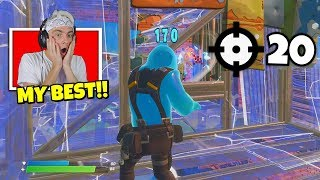 OMG!! THIS WAS MY BEST CLUTCH ON FORTNITE... (SO GOOD!!)