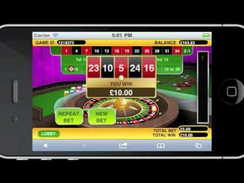 How to play casino games on iPhone