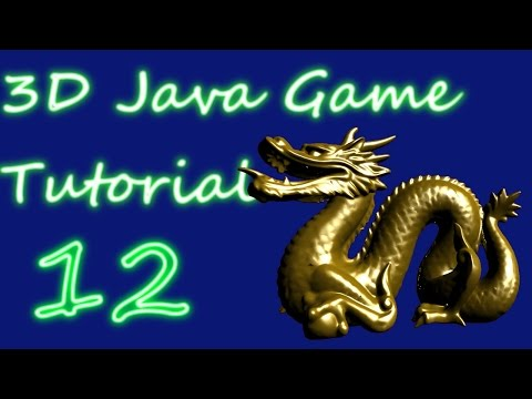 OpenGL 3D Game Tutorial 12: Specular Lighting