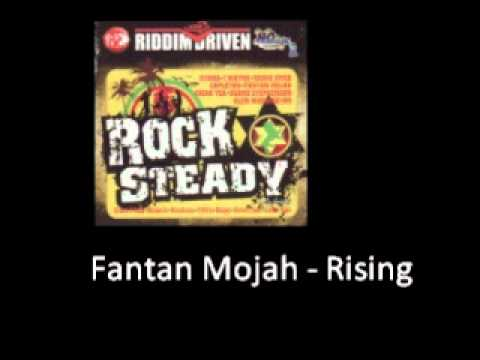 Fantan Mojah Rising Rock Steady Riddim