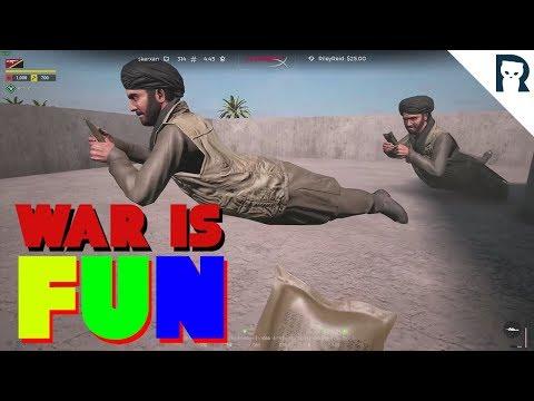 war-is-fun---lirik-stream-highlights-#58