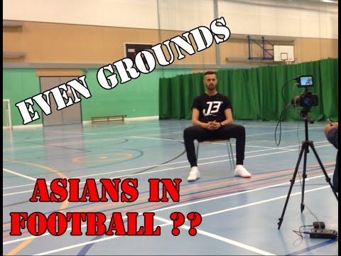 J3 Balr : Even Grounds  |   Asians in Football??  MUST WATCH!!