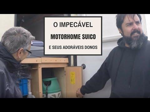 MOTORHOME SUICO E UMA LINDA HISTÓRIA | VOLTA AO MUNDO DE MOTORHOME | FAMILIA | T. MEXICO /EP.58
