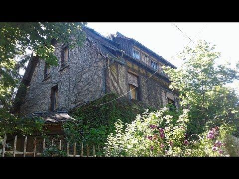[URBEX]►Exploration d'une magnifique demeure bourgeoise en partie incendiée.