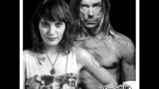 IGGY POP & BETHANY COSENTINO let's boot and rally