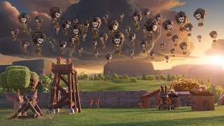 222 BALLONS ATTACK ON WORLDS NUMBER 1 PLAYER-CLASH OF CLANS
