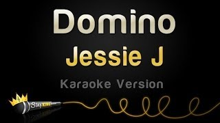 Jessie J - Domino (Karaoke Version)