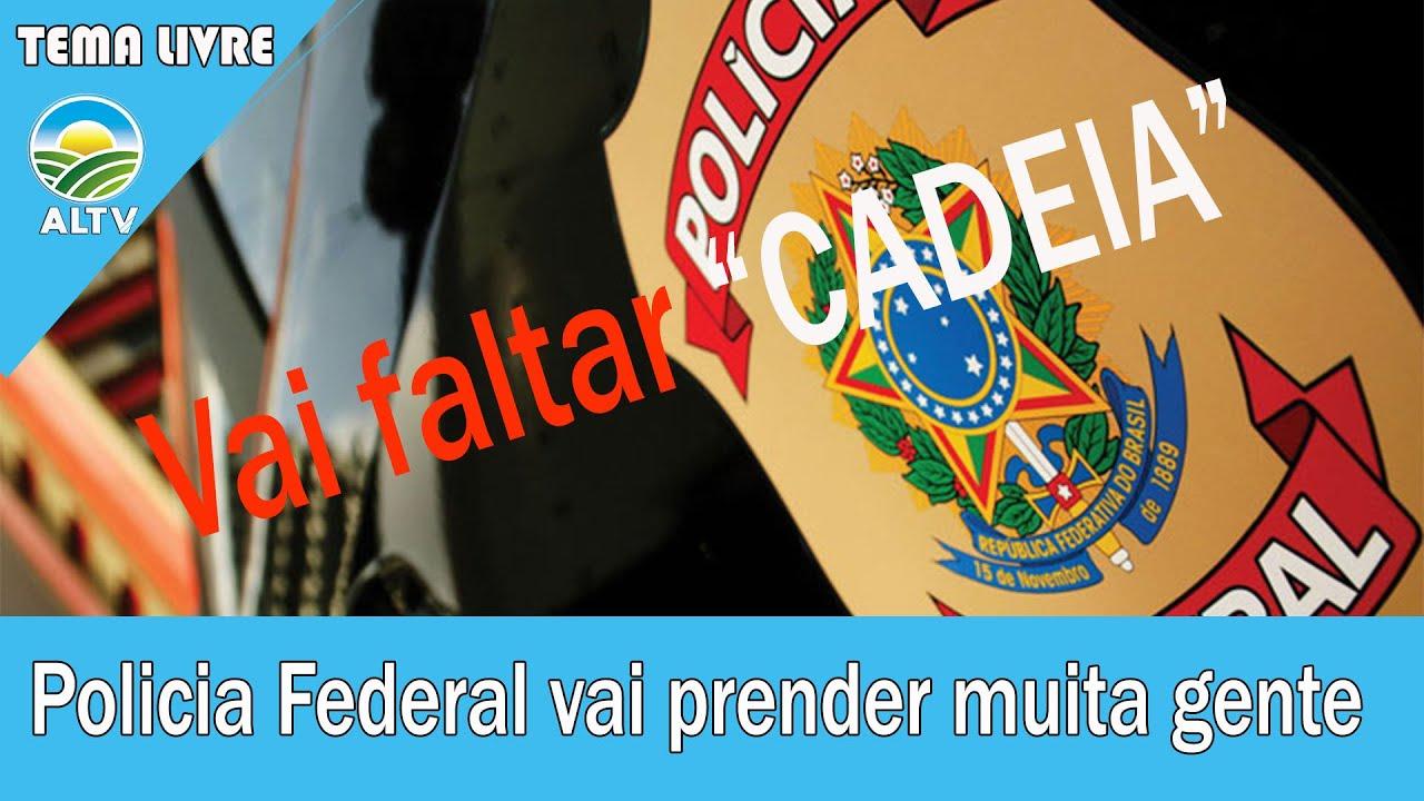 """PF continua investigando a festa do """"COVIDÃO"""" e aja """"GAIOLA"""""""