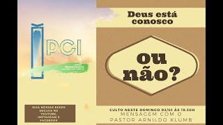 IP Central de Itapeva -  Culto de Domingo a Noite - 03/01/2021