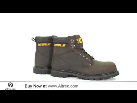 bbced28e056 Caterpillar Men's Second Shift Steel Toe Work Boots
