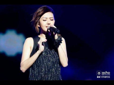 孫燕姿 Sun YanZi 我也很想他 I Miss Him Too (現場版)【20160814】(上海echo回聲嘉年華音樂節) 轉自_Ray