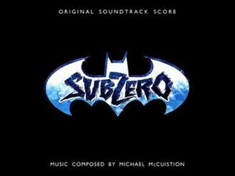 Batman & Mr. Freeze Subzero OST Batwing/Surgery