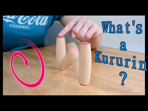 Making Kururin: Rolling flip-sticks! (traditional and weighted)