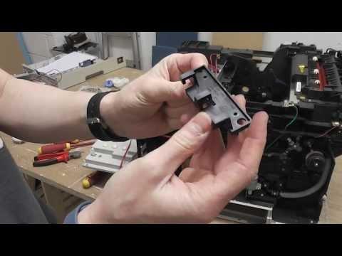 Samsung CLP-510 Colour Laser Printer Teardown