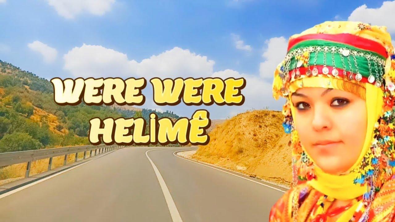 Were Were Helime - Kürtçe Dertli Duygulu Uzun Hava