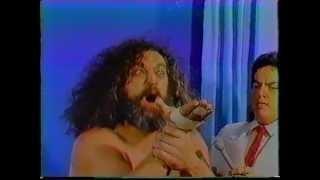 WWC: Bruiser Brody Interview (1987)