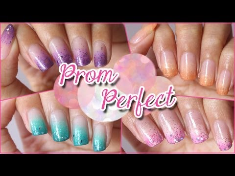 Prom Perfect Nails