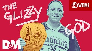 Glizzy Gladiator Joey Chestnut Ate 75 Hot Dogs | DESUS & MERO | SHOWTIME