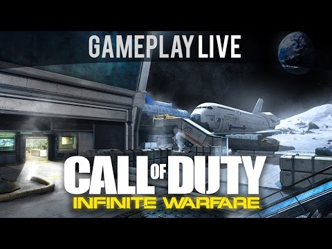 Call of Duty Infinite Warfare - Gameplay (Multiplayer: Terminal - Team Deathmatch)