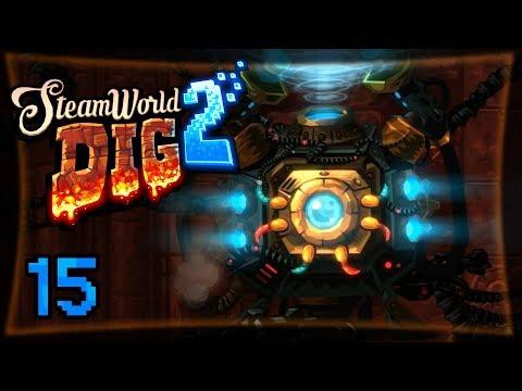 Die letzte Maschine #15 • Steam World Dig 2 Deutsch