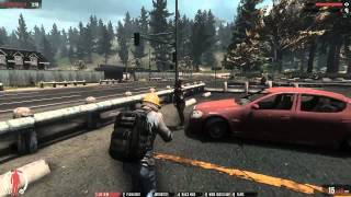 The War Z - Rampage Gameplay (PC)