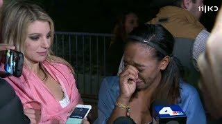 """""""רצינו רק לתפוס מחסה"""": 12 הרוגים מירי במועדון בקליפורניה"""