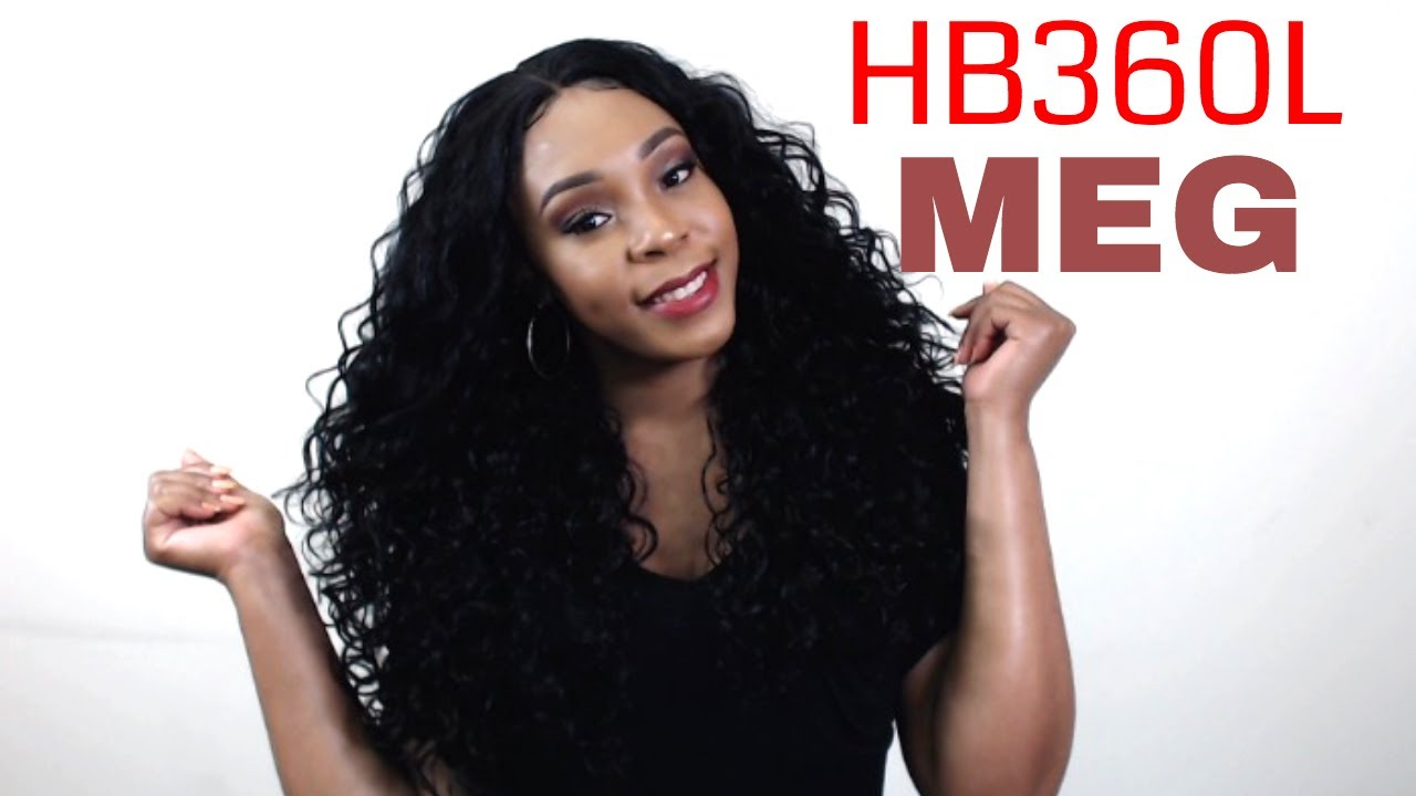 Requested Motown Tress Human Hair Blend 360 Lace Wig Hb360l Meg